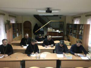 Священники обсудили вопросы приходской жизни